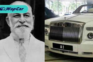 Tahukah Anda: Sejarah awal nombor pendaftaran kenderaan di Malaysia