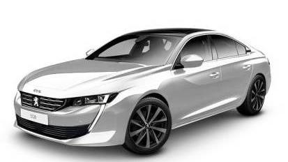 Peugeot 508 GT (2019) Others 001