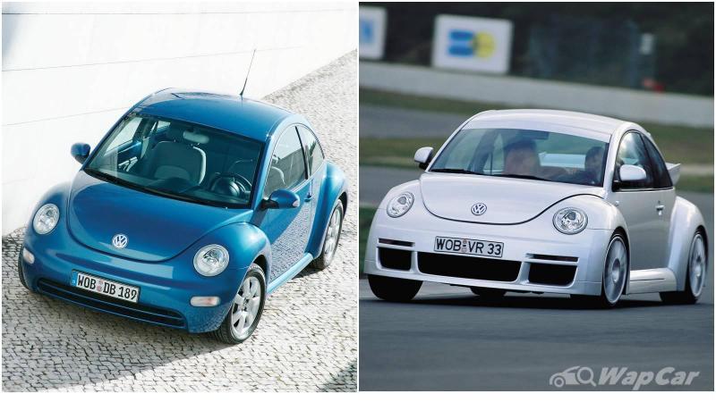 2001 VW Beetle vs RSI
