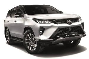 From RM 167k, new 2.8L engine, 2021 Toyota Fortuner launched in Malaysia