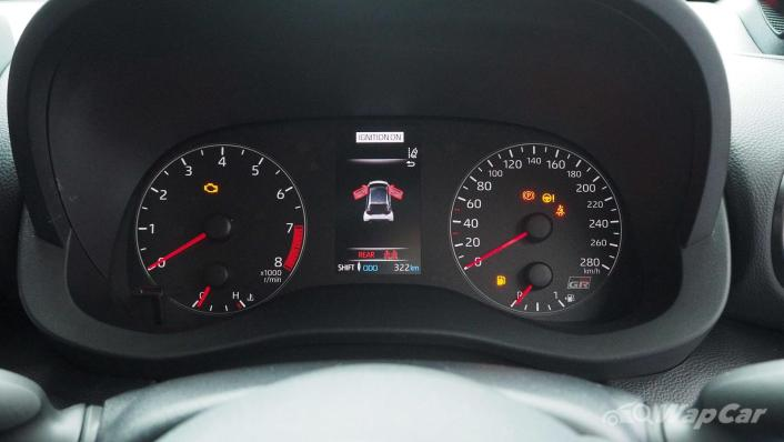 2021 Toyota GR Yaris Interior 006