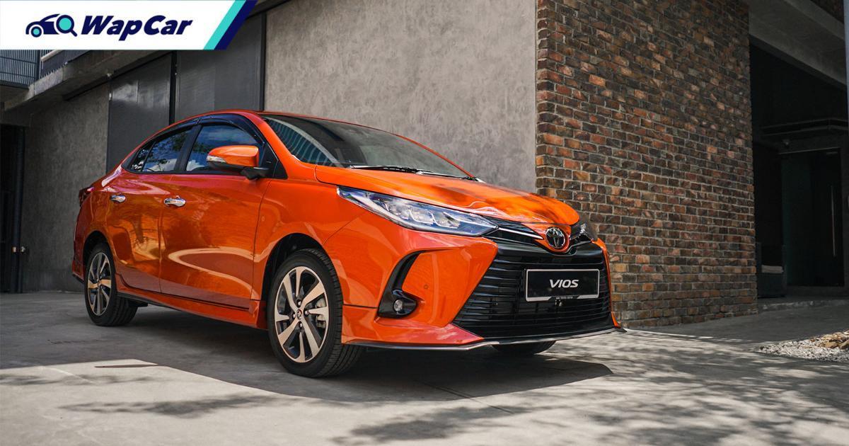 Toyota Vios 2021 – Berapa gaji minimum untuk lulus pinjaman? 01