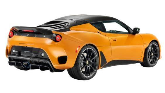 2019 Lotus Evora GT Exterior 003