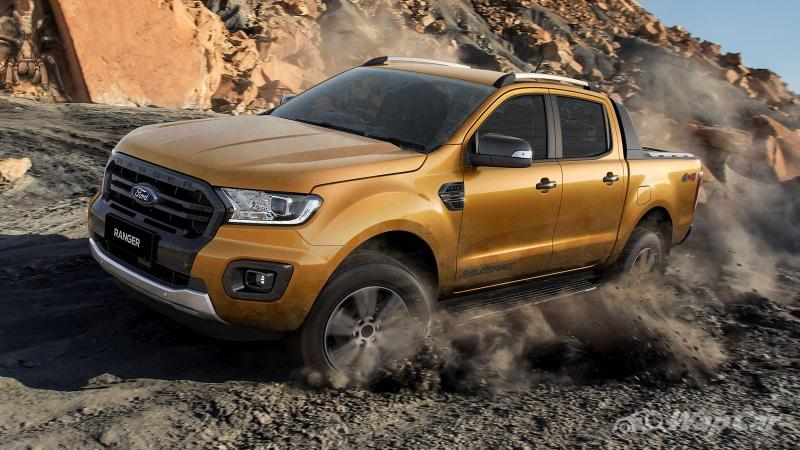 Save up to RM 8k on a new Ford Ranger Raptor or a Ranger Wildtrak! 02