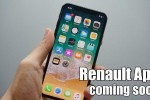 TCEC is working on a new Renault App for your car