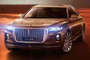 Hongqi H9 is now exported to Korea, this is not a joke
