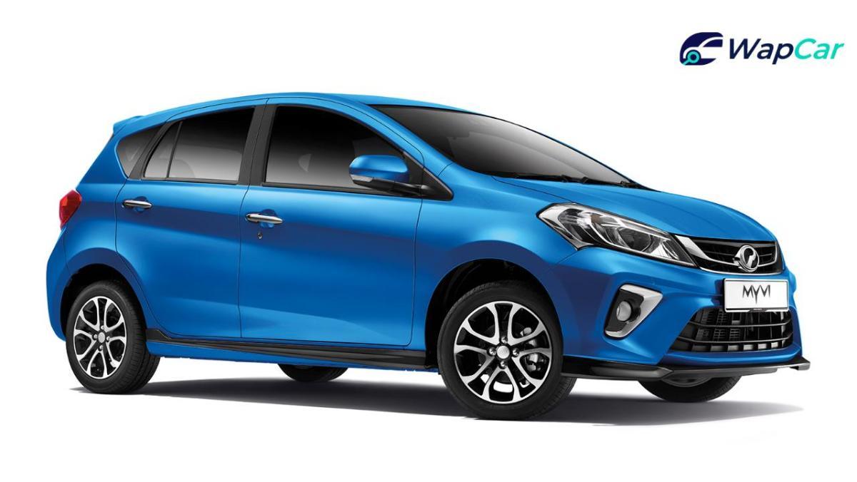 Perodua Myvi 2020 kini dengan A.S.A 2.0, warna baharu Electric Blue! 01