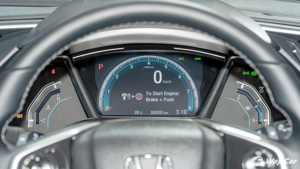 2020 Honda Civic 1.5 TC Premium Interior 075