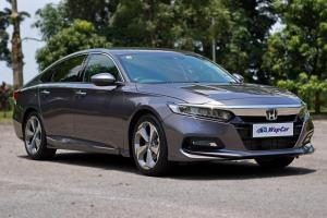 Review: 2020 Honda Accord 1.5 TC-P - 7 Series space and tech for under RM 200k