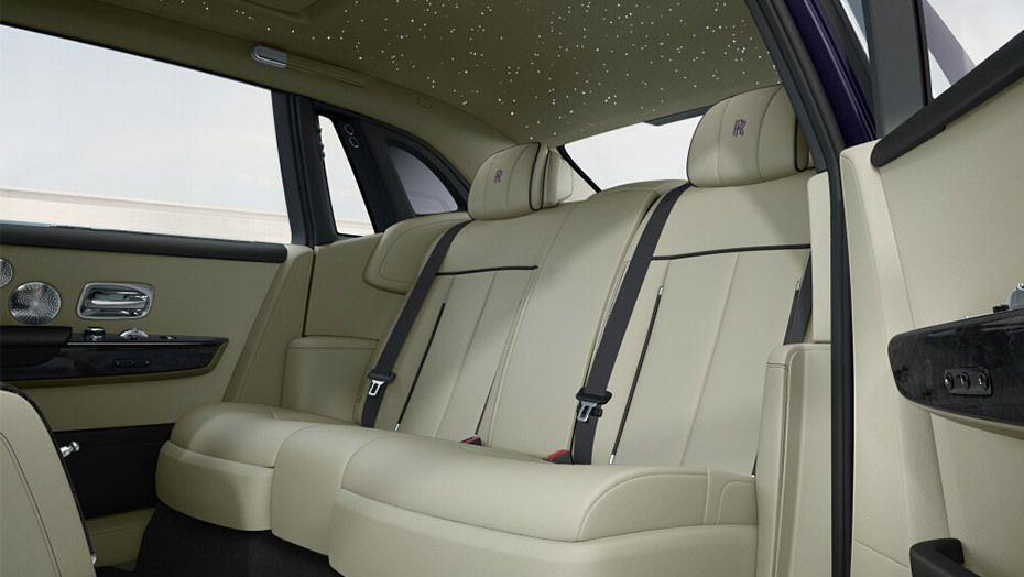 2017 Rolls-Royce Phantom Phantom Interior 008