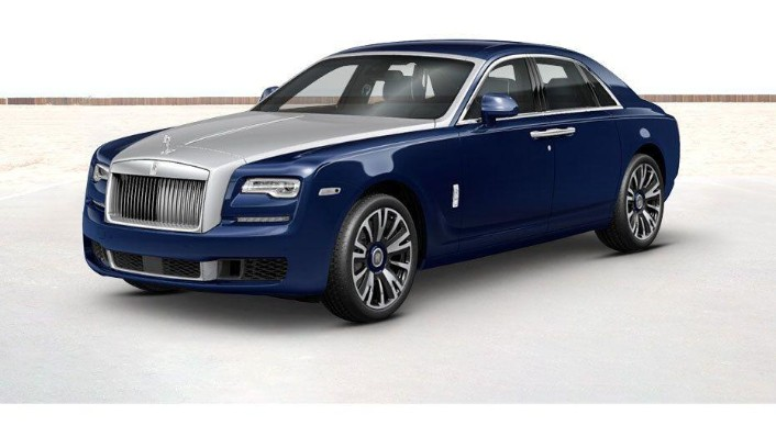 2010 Rolls-Royce Ghost Ghost Exterior 001