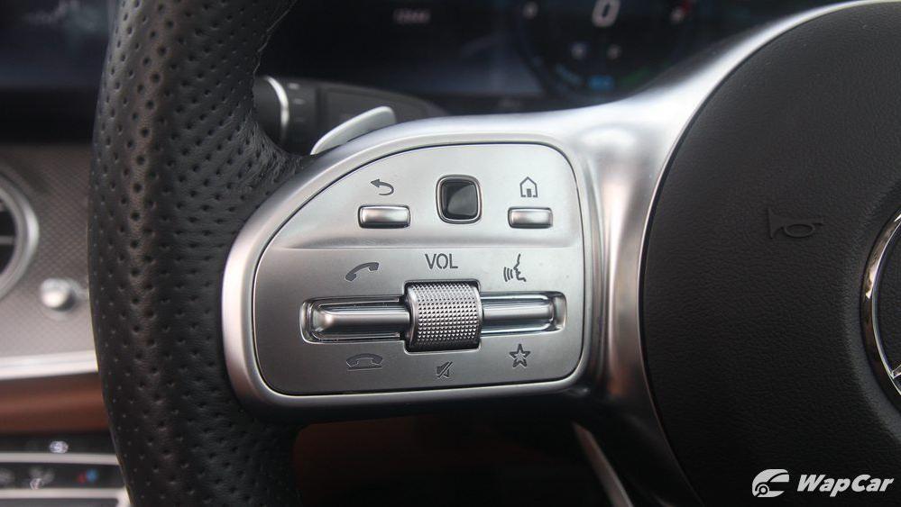 2019 Mercedes-Benz E-Class E 350 AMG Line Interior 008