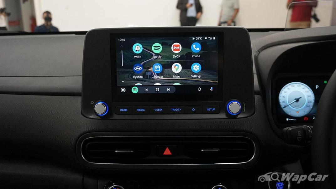 2021 Hyundai Kona 2.0 Active Interior 015