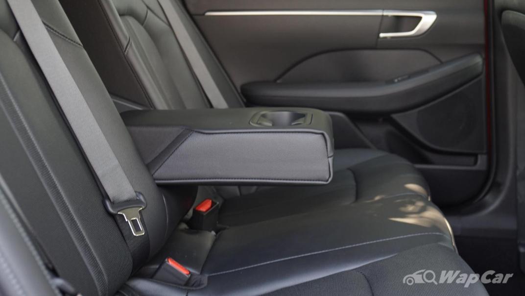 2020 Hyundai Sonata 2.5 Premium Interior 039