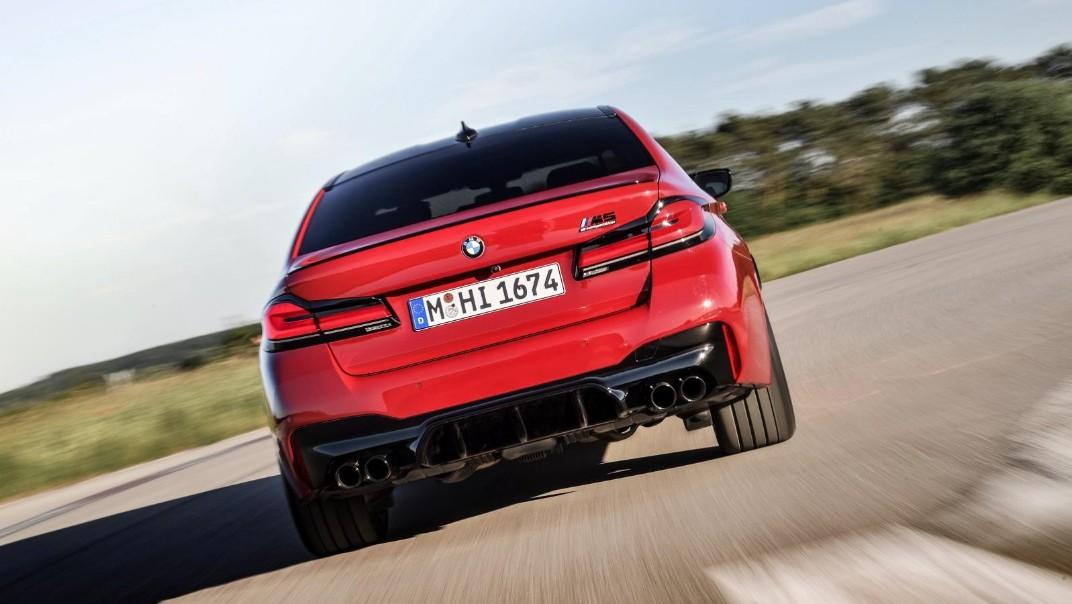 2020 BMW M5 Exterior 023