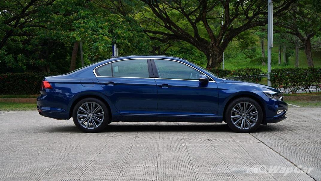 2020 Volkswagen Passat 2.0TSI Elegance Exterior 008