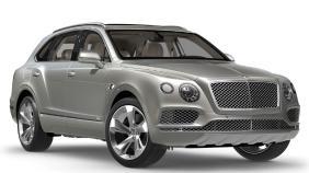 Bentley Bentayga (2019) Exterior 011