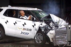 Skor JNCAP yang lemah untuk pengesanan pejalan kaki Daihatsu Rocky/Toyota Raize AEB