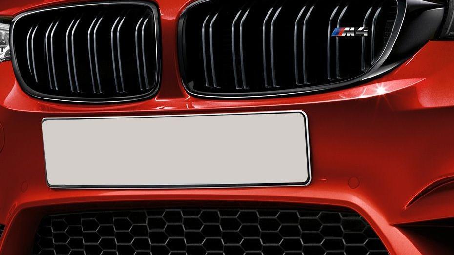 BMW M4 Coupe (2019) Exterior 007