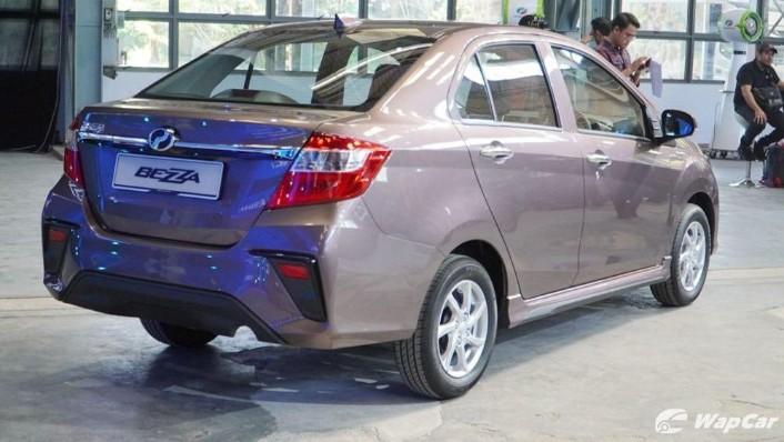 2020 Perodua Bezza 1.0 G (A) Exterior 004