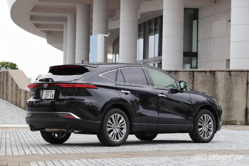 Lexus is not doing so well in Japan and it's all the Harrier and Alphard's fault 02