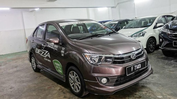 2018 Perodua Bezza 1.3 Advance Exterior 008