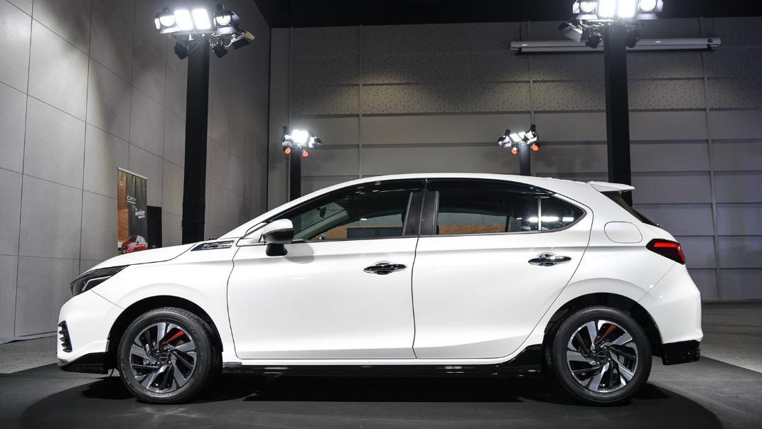 2021 Honda City Hatchback International Version Exterior 026