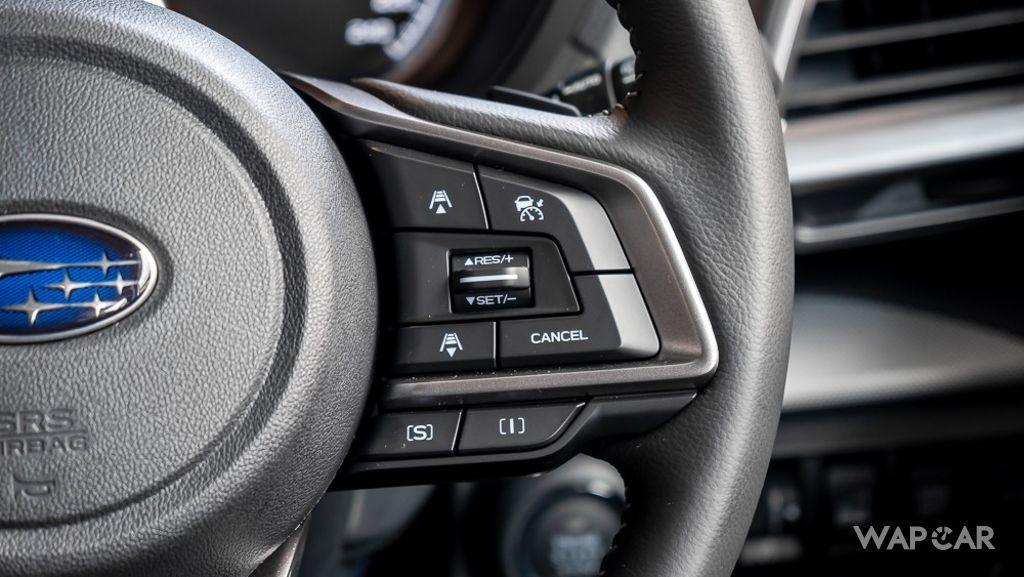 Subaru Forester (2019) Interior 006
