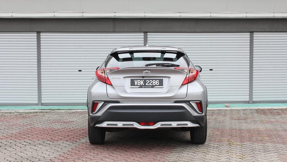 2019 Toyota C-HR 1.8 Exterior 005