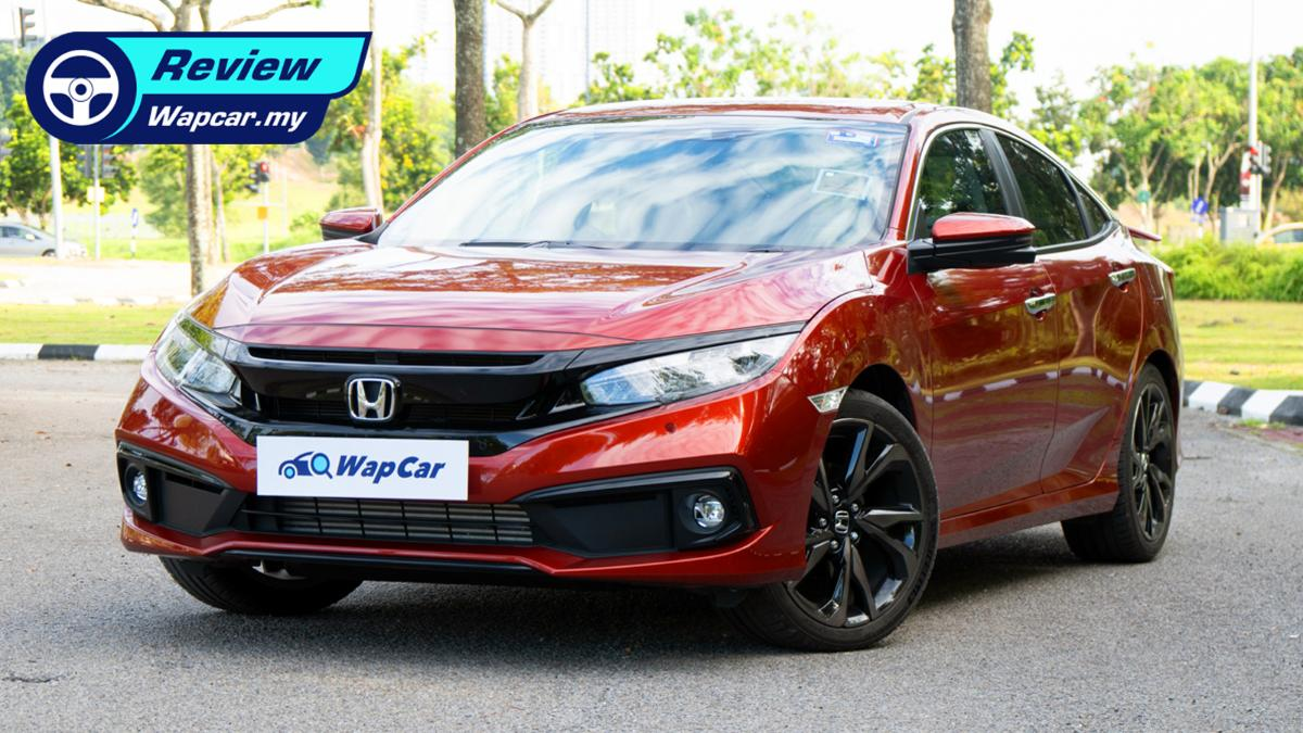 Review: 2020 Honda Civic FC 1.5 TC-P facelift – still better than the Corolla Altis and Mazda 3? 01