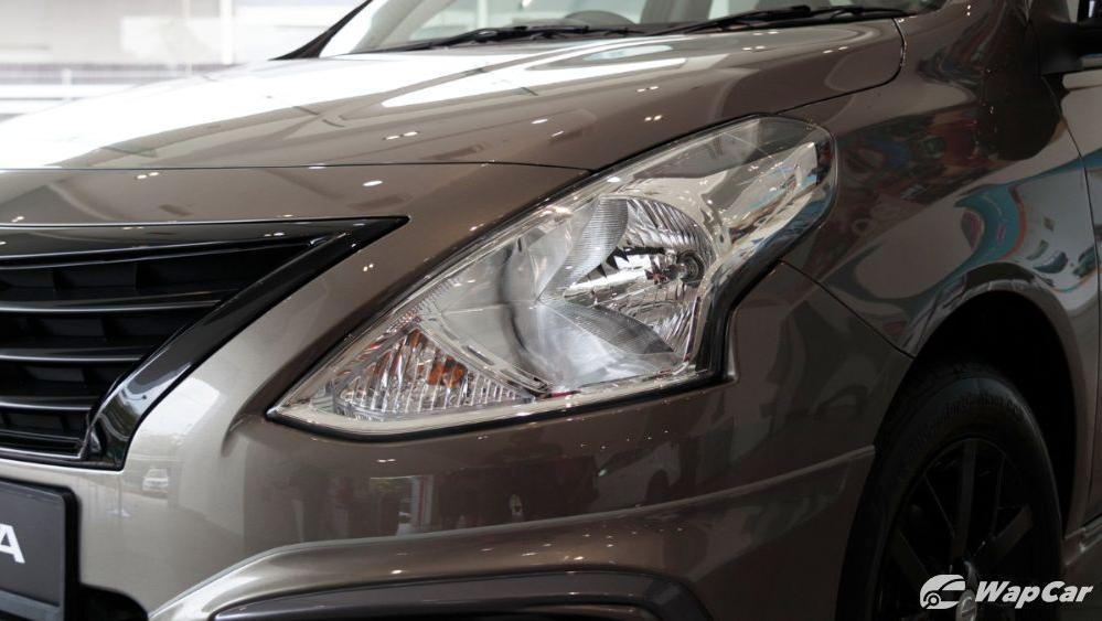 2018 Nissan Almera 1.5L VL AT Exterior 007