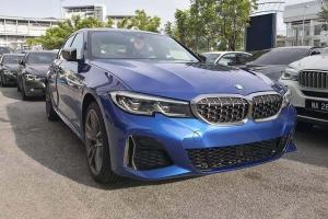 Spied: 2020 (G20) BMW M340i spotted in Malaysia, launching alongside 330e!