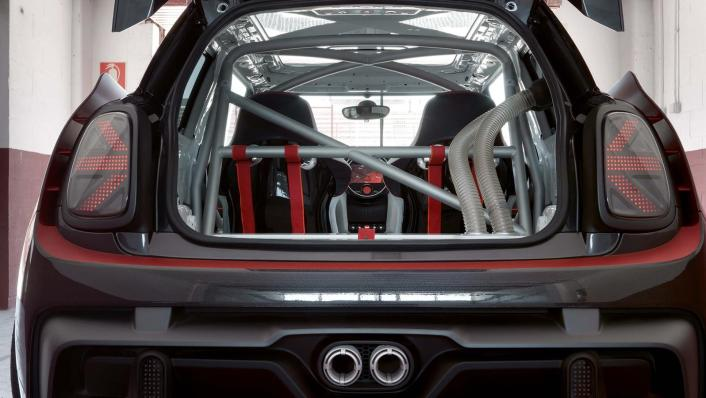 2020 MINI 3 Door John Cooper Works GP Interior 002
