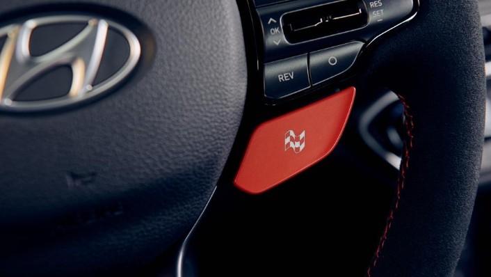 2020 Hyundai i30N Interior 007