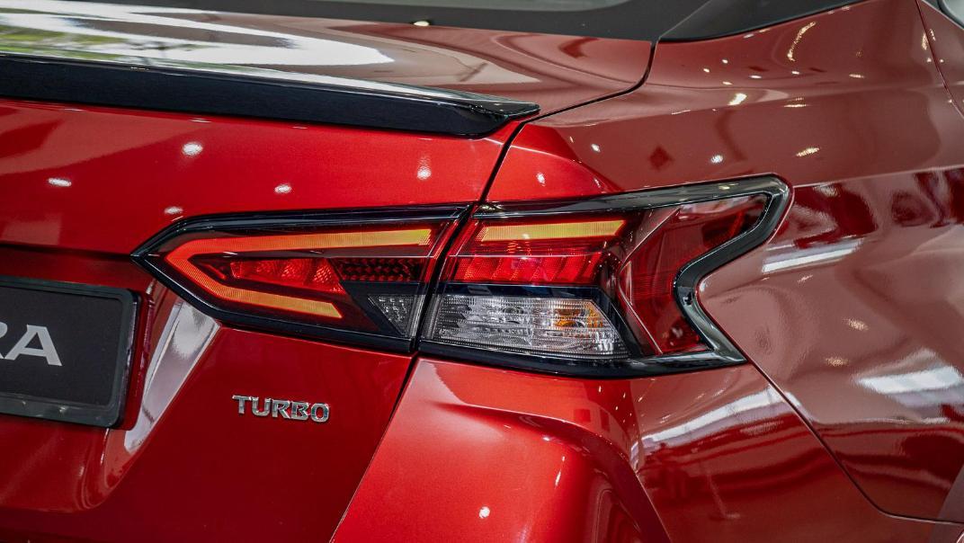2020 Nissan Almera 1.0L VLT Exterior 061