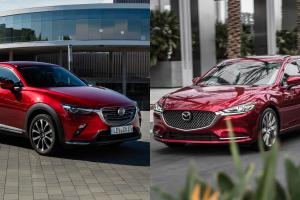 US says goodbye to Mazda 6 and CX-3; Mazda 6 could return with in-line 6 and RWD