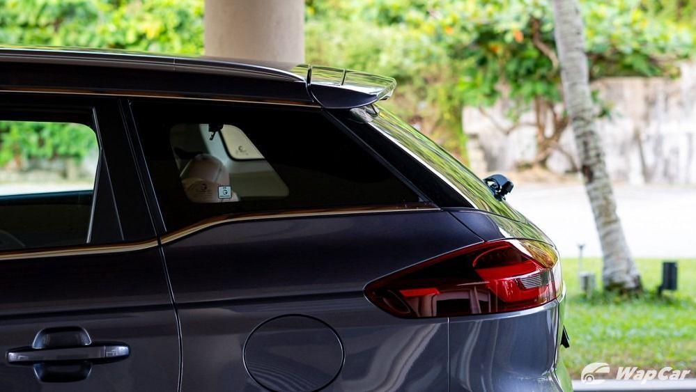 2020 Proton X70 1.8 Premium 2WD Exterior 045