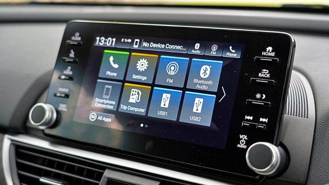 2020 Honda Accord 1.5TC Premium Interior 021