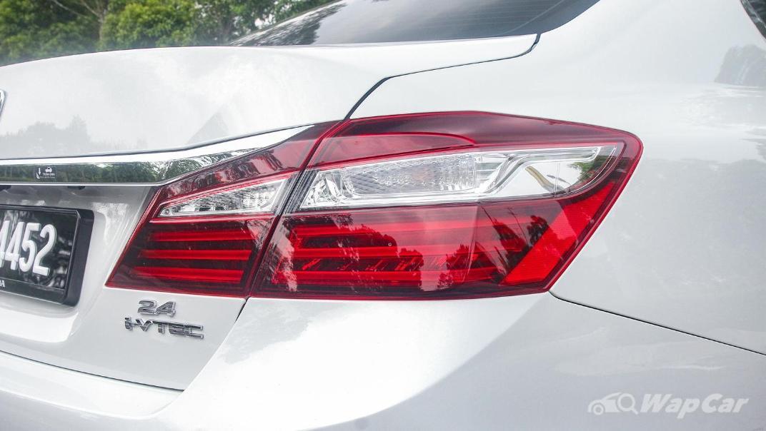 2018 Honda Accord 2.4 VTi-L Advance Exterior 057