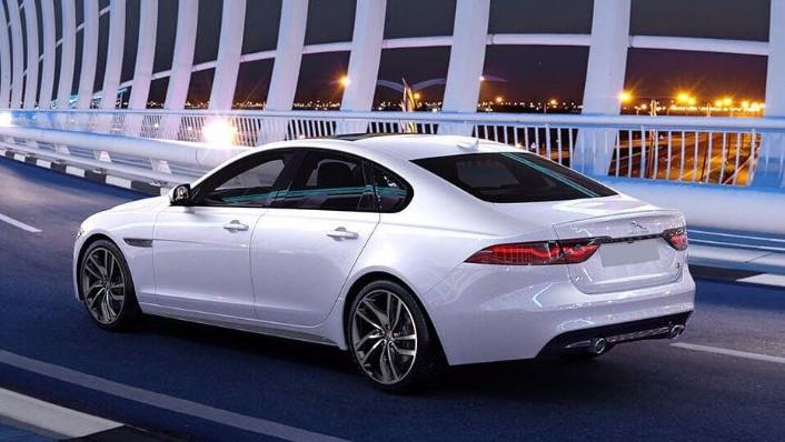 Jaguar XF (2017) Exterior 007