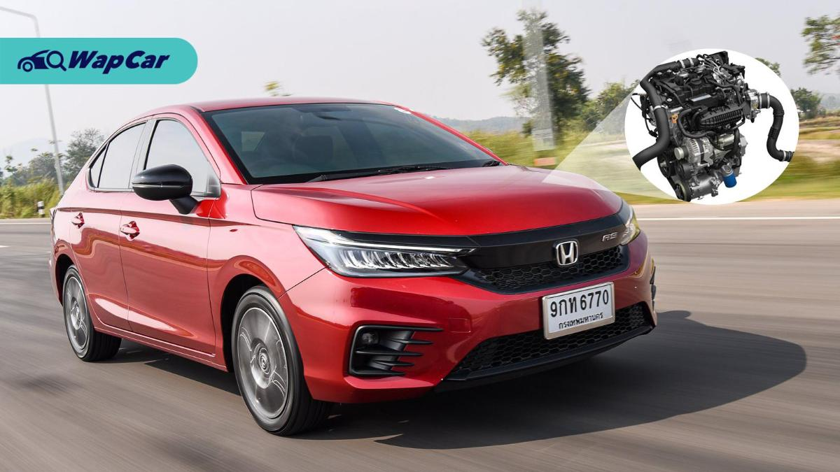 2020 Honda City - Why we'd rather have the 1.5L NA engine over the 1.0L Turbo 01