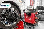 Wheel alignment - what is camber, caster and toe?