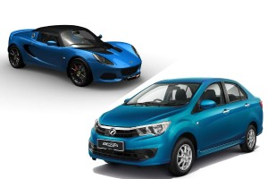 Perodua Bezza 1.0L GXtra Is Lighter Than A Lotus Elise
