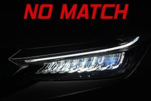 Honda acah imej lampu baharu Honda City 2020 serba baru