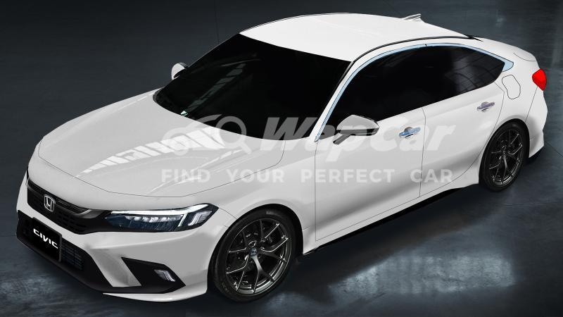 All-new 2023 Honda Civic Type R rendered to rage your need for speed dreams 02