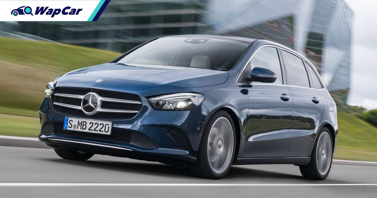 2020 Mercedes-Benz B-Class removed from Malaysia's price list, special order basis only 01
