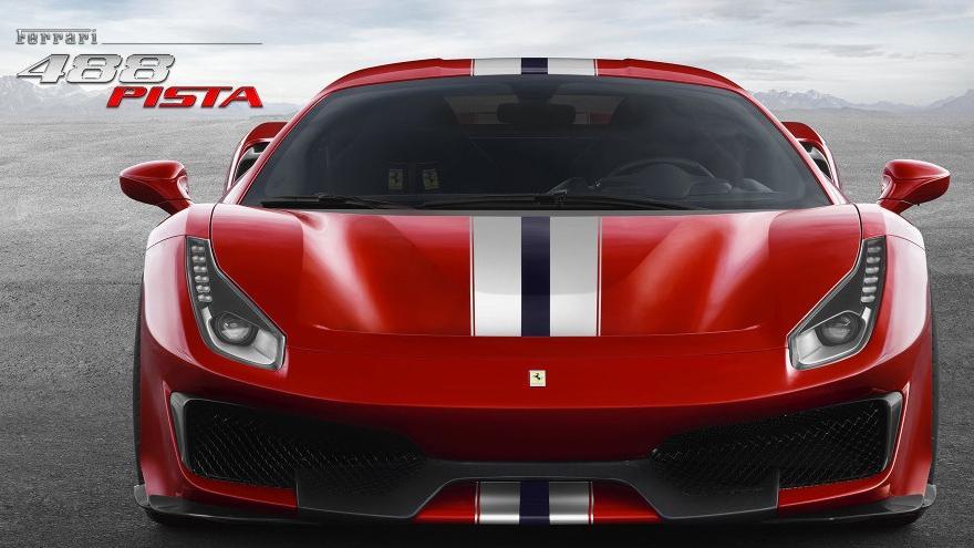 Ferrari 488 (2019) Exterior 005