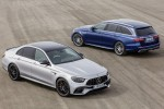 New Mercedes-AMG E63 facelift, upgraded 4Matic+ AWD