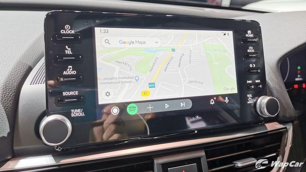 2020 Honda Accord 1.5TC Premium Interior 134