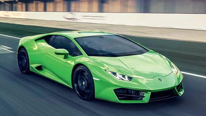 Lamborghini Huracán (2017) Exterior 007